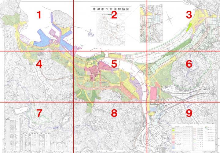 計画 図 都市